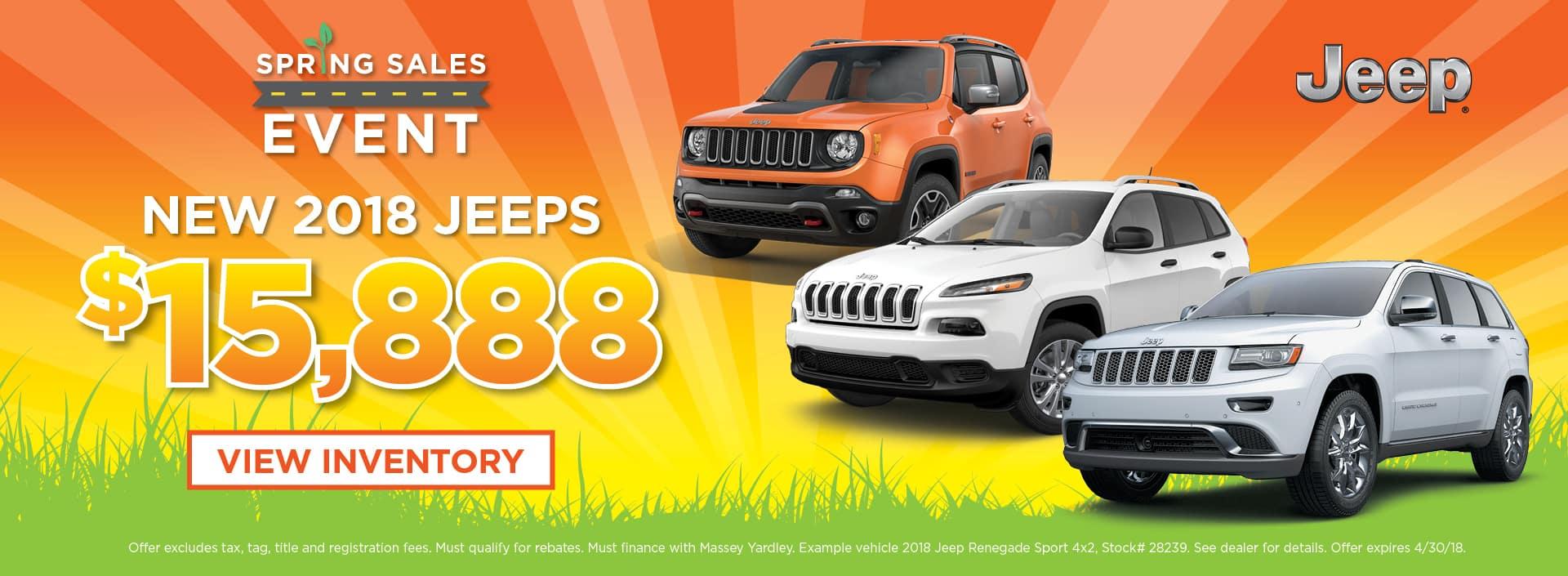jeep banner