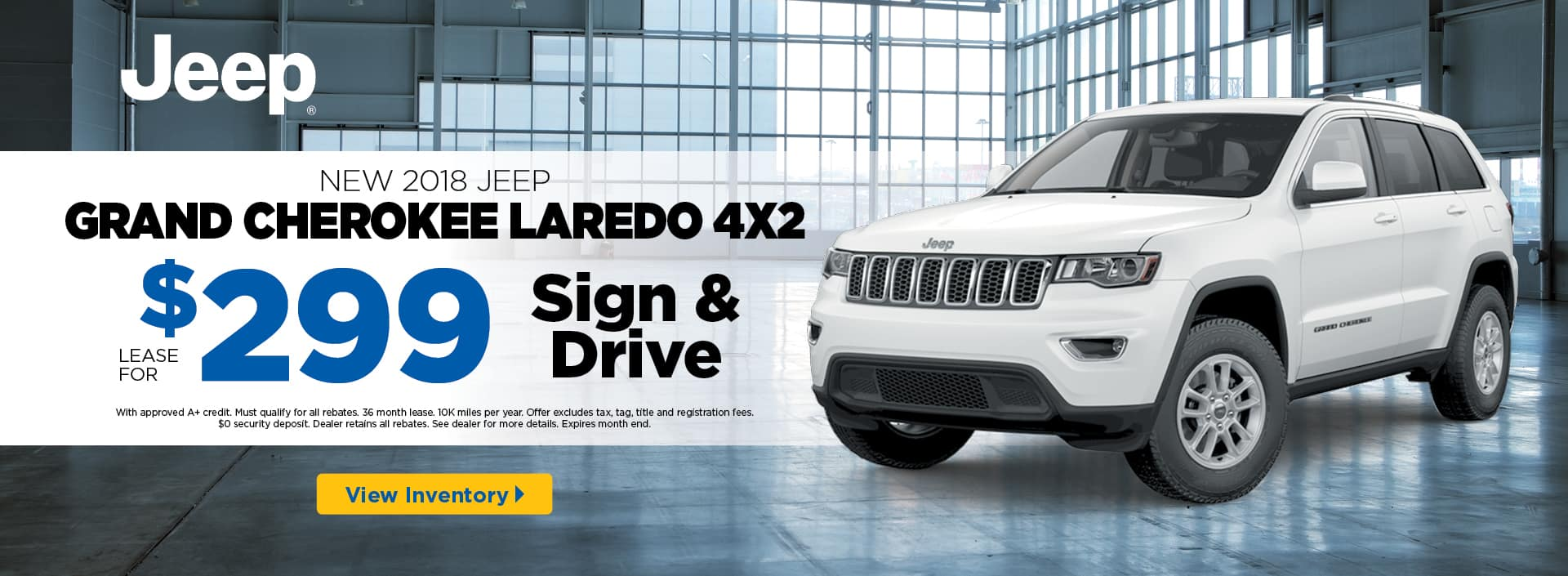 2018 Jeep Grand Cherokee Lardeo