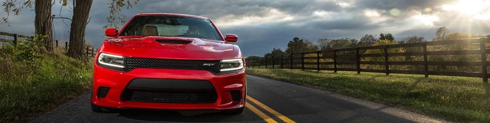 2019 Dodge Charger Red