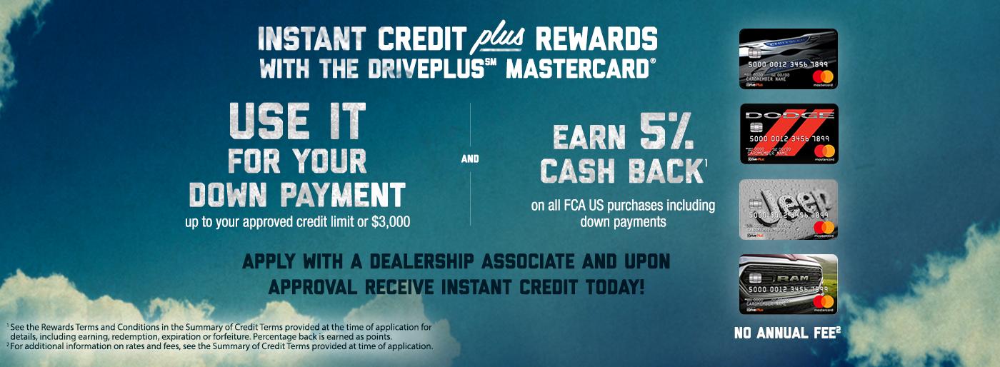 mastercard driveplus