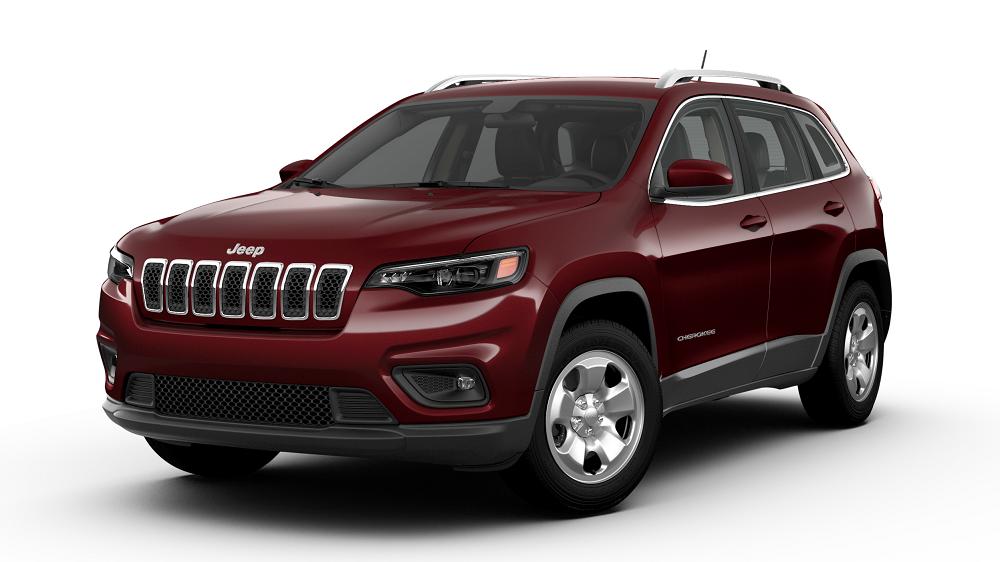 Plantation, FL | Jeep Cherokee Trim Levels