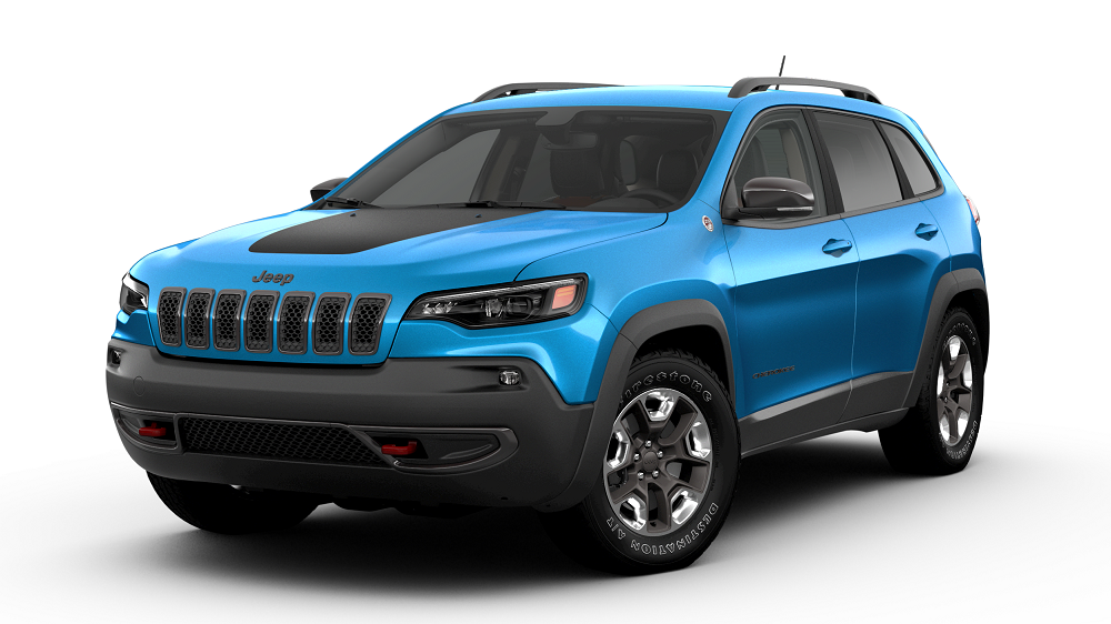 Jeep Cherokee Trim Levels in Plantation, Florida