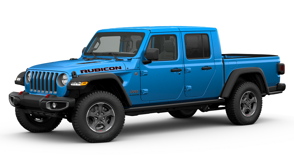 Jeep Gladiator Trims in Plantation