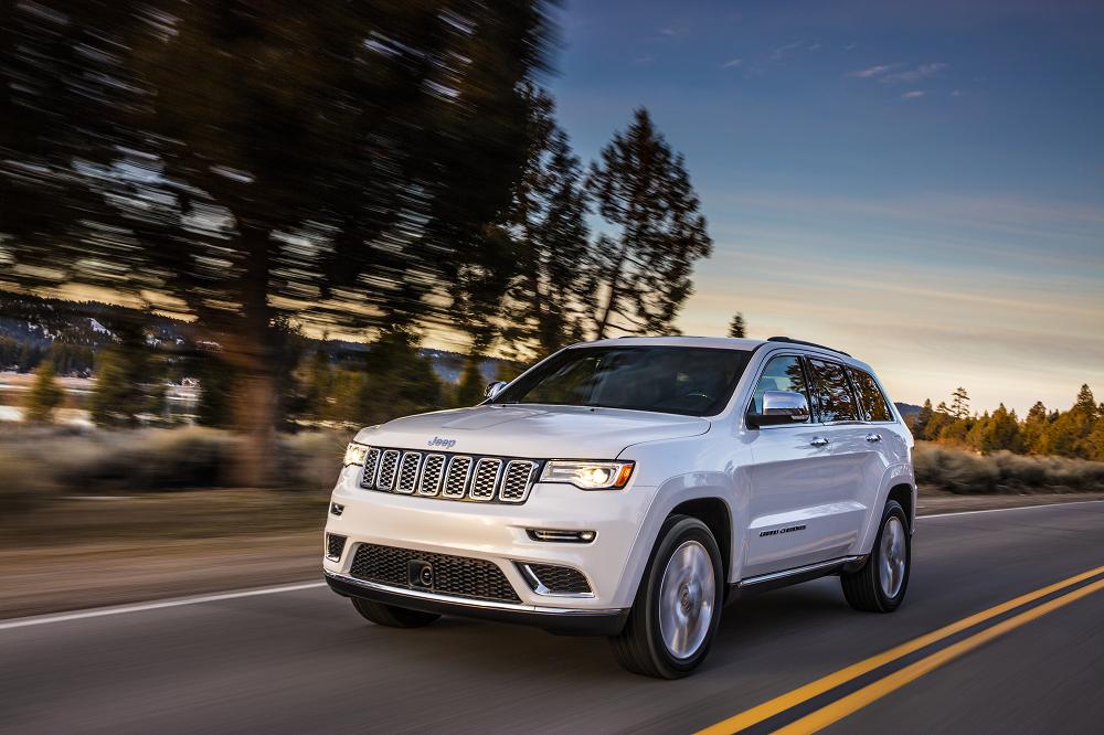 Plantation, Florida | Jeep Grand Cherokee Trims