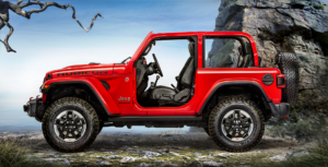 Wrangler Rubicon—Off-Roading Champion