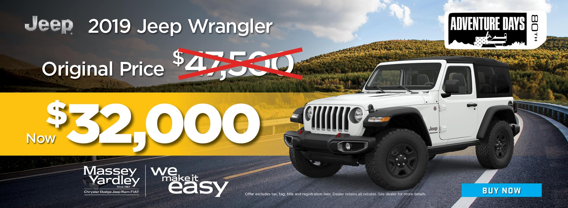 2019 jeep wrangler shop now