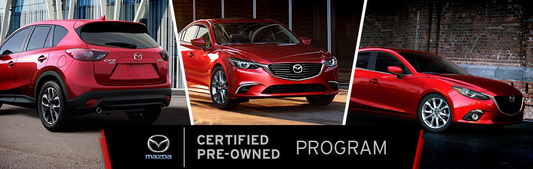 Mazda Certified Pre-Owned Program