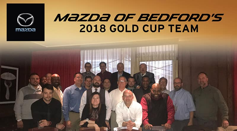 2018 Mazda Gold Cup