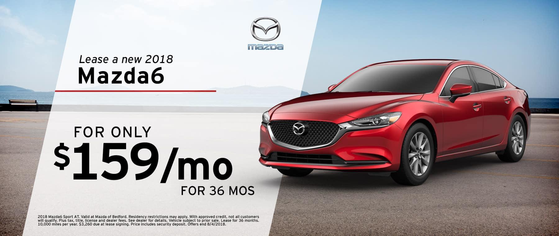 Mazda Bedford Specials | Mazda6