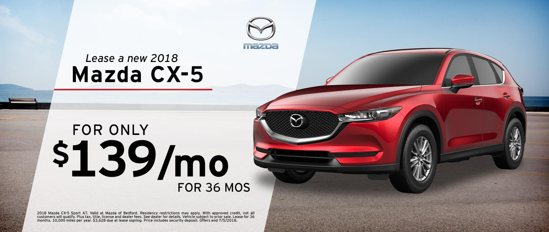 Mazda Bedford Specials | Mazda CX-5