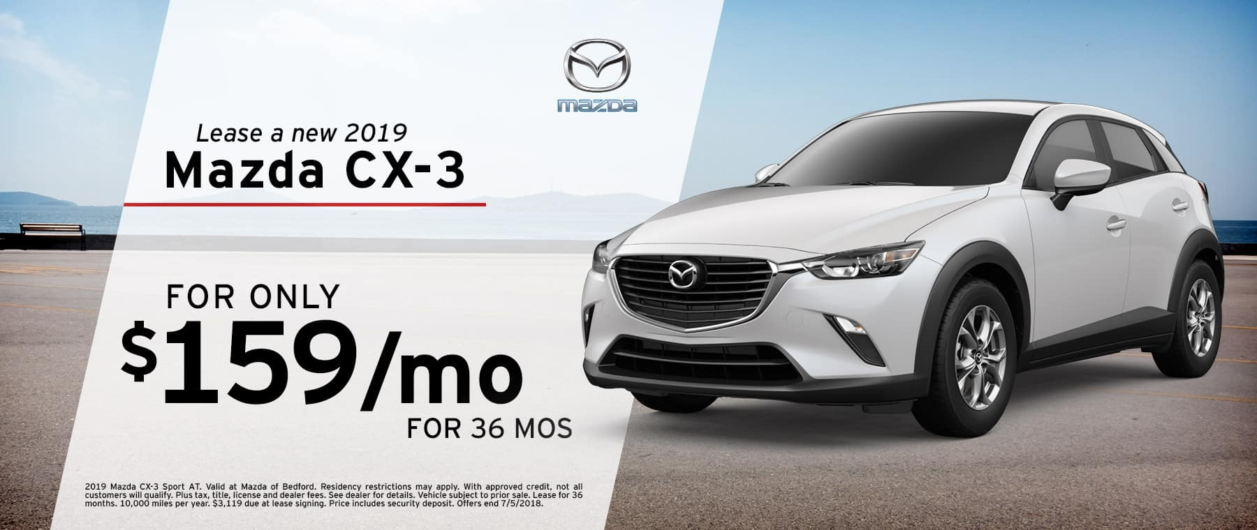 Mazda Bedford Specials | 2019 Mazda CX-3
