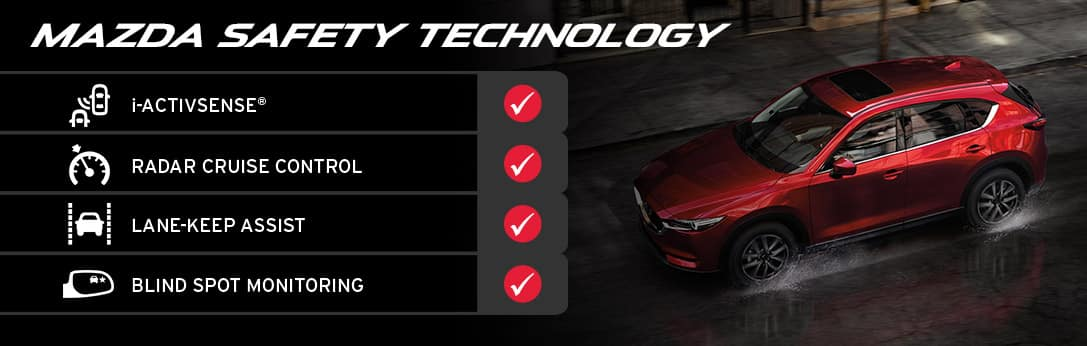 Mazda Safety Technology | Mazda of Bedford