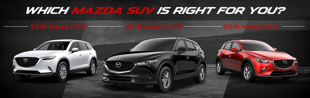 Which Mazda SUV is right for you? | Mazda of Bedford