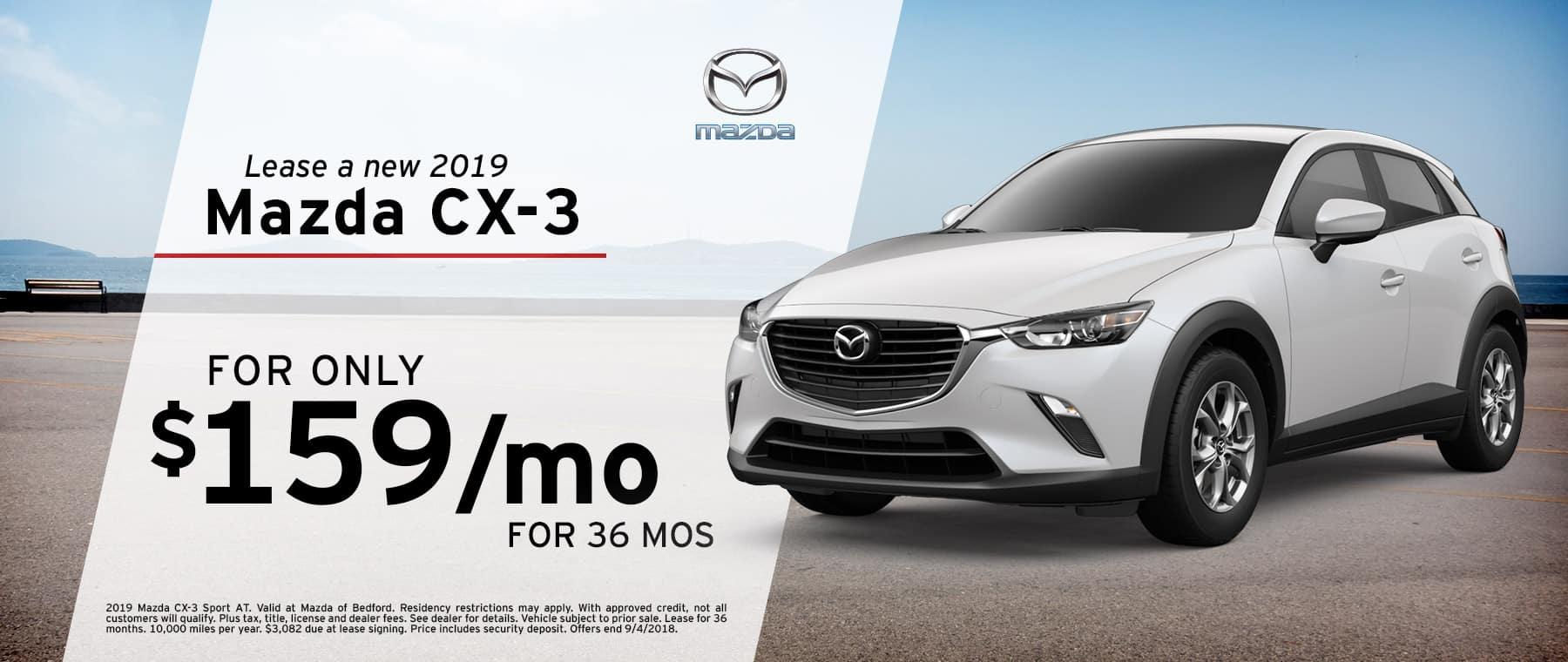 Mazda CX-3 | Mazda of Bedford