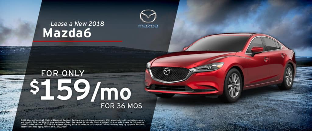 Mazda Of Bedford Lease Specials. Mazda3 Sedan. Mazda6