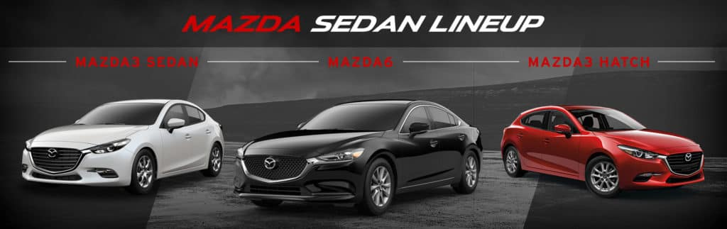 Mazda Sedans At Mazda of Bedford