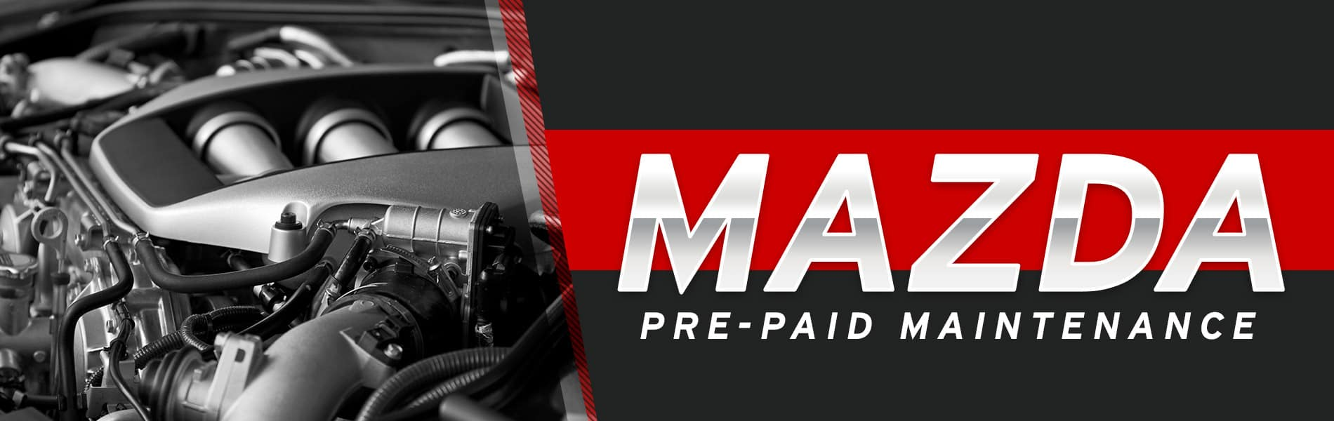 Consider adding a Mazda pre-paid maintenance plan to your vehicle at Mazda of Bedford