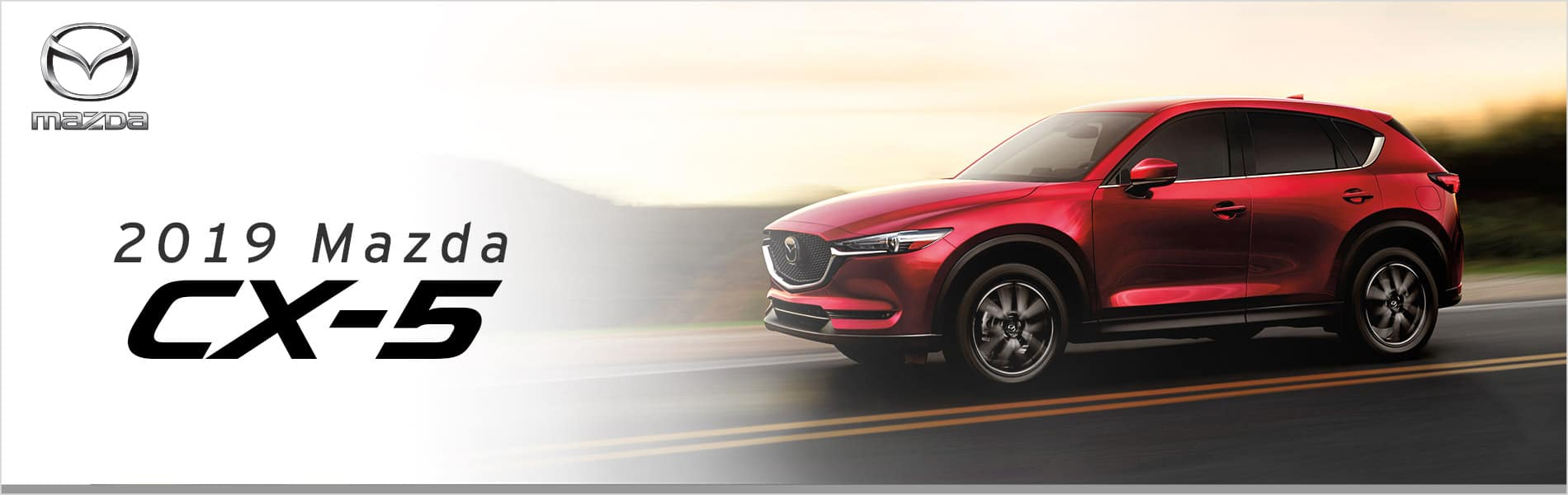 The new 2019 Mazda CX-5 at Mazda of Bedford in Ohio