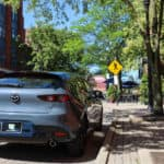 New 2019 Mazda3 Hatchback by West Market Square Park in Ohio City