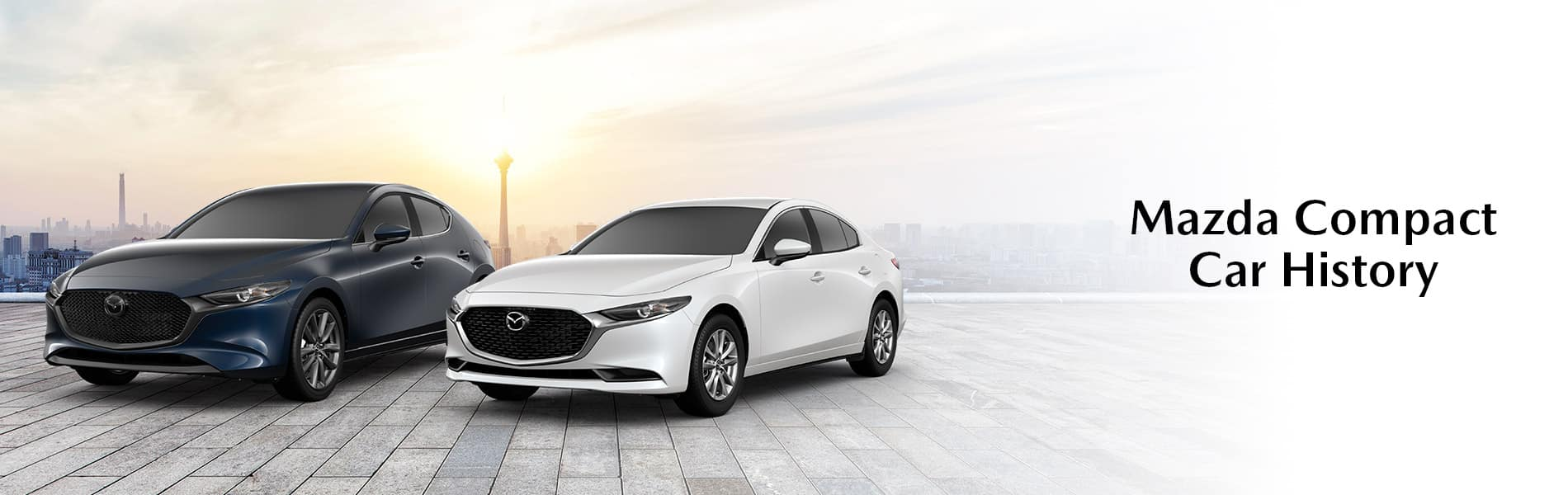 Mazda has a long history of great compact cars, and we have the latest at Mazda of Bedford