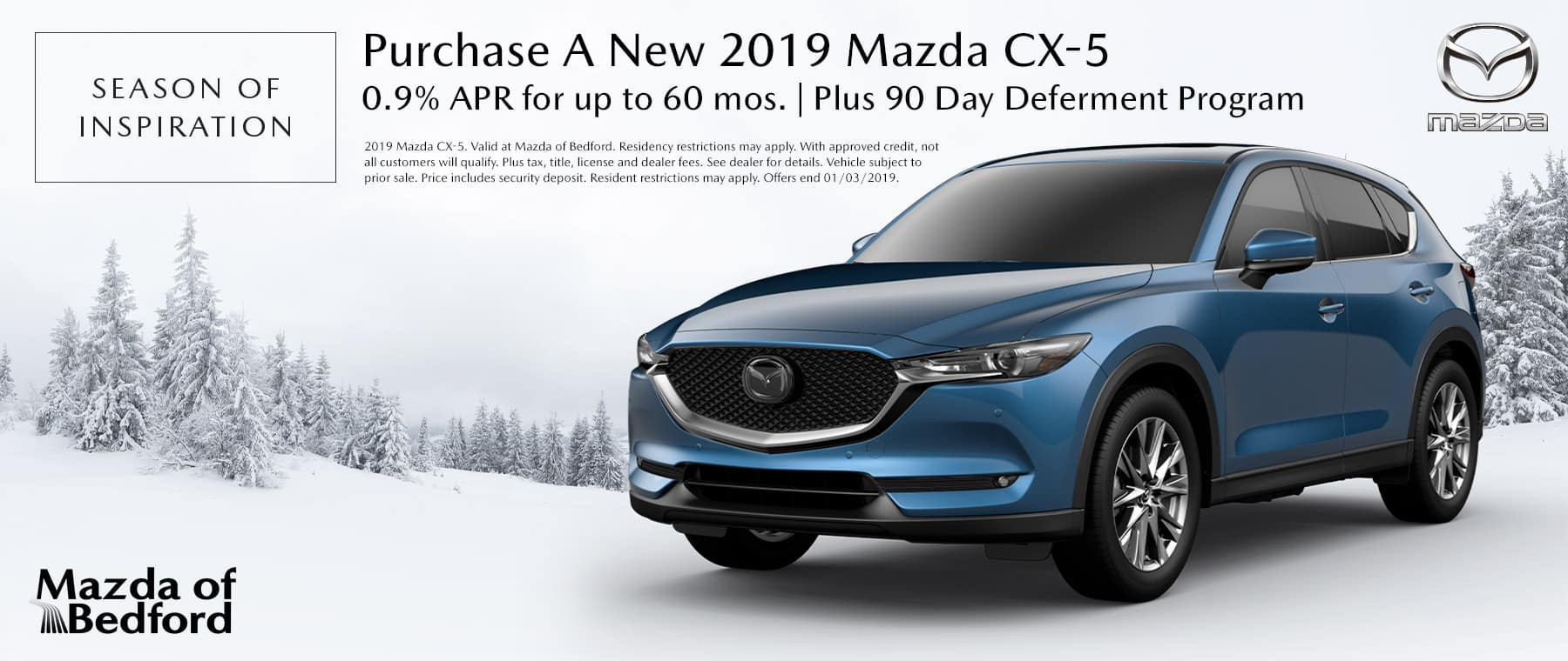 2019 Mazda CX-5 - Mazda of Bedford - Bedford, OH