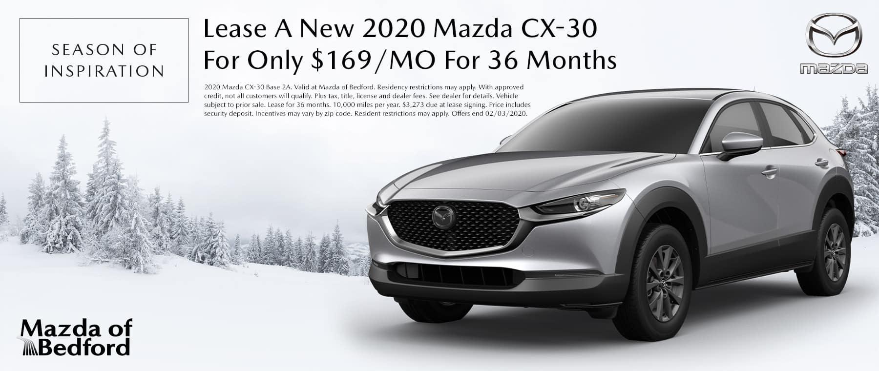 2020 Mazda CX-30 - Mazda of Bedford - Bedford, OH