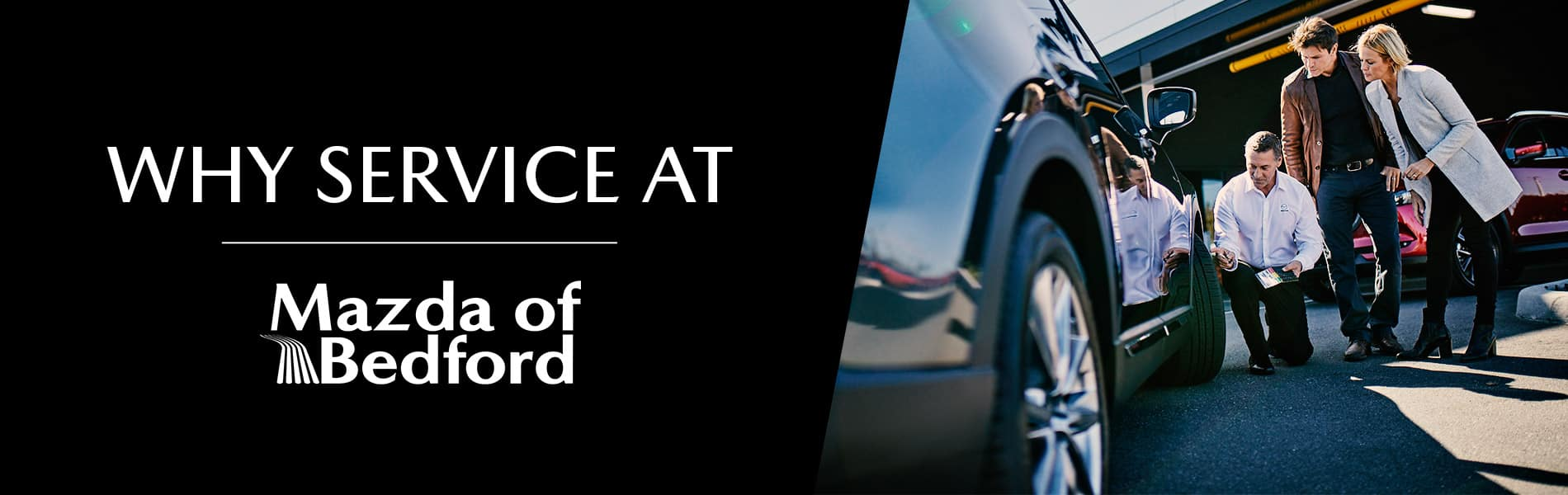 Service with Mazda of Bedford - Bedford, OH