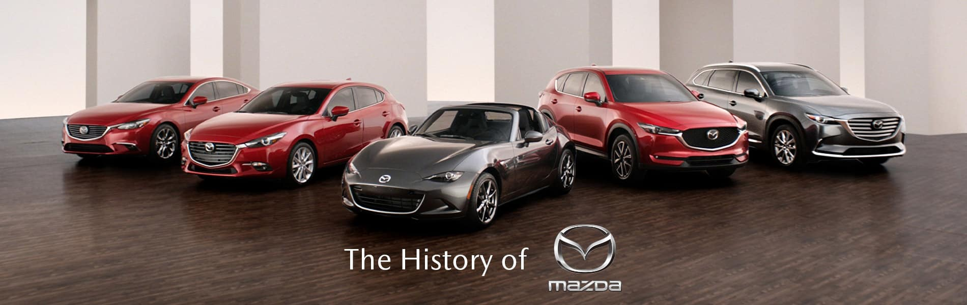 The History of Mazda - Mazda of Bedford - Bedford, OH
