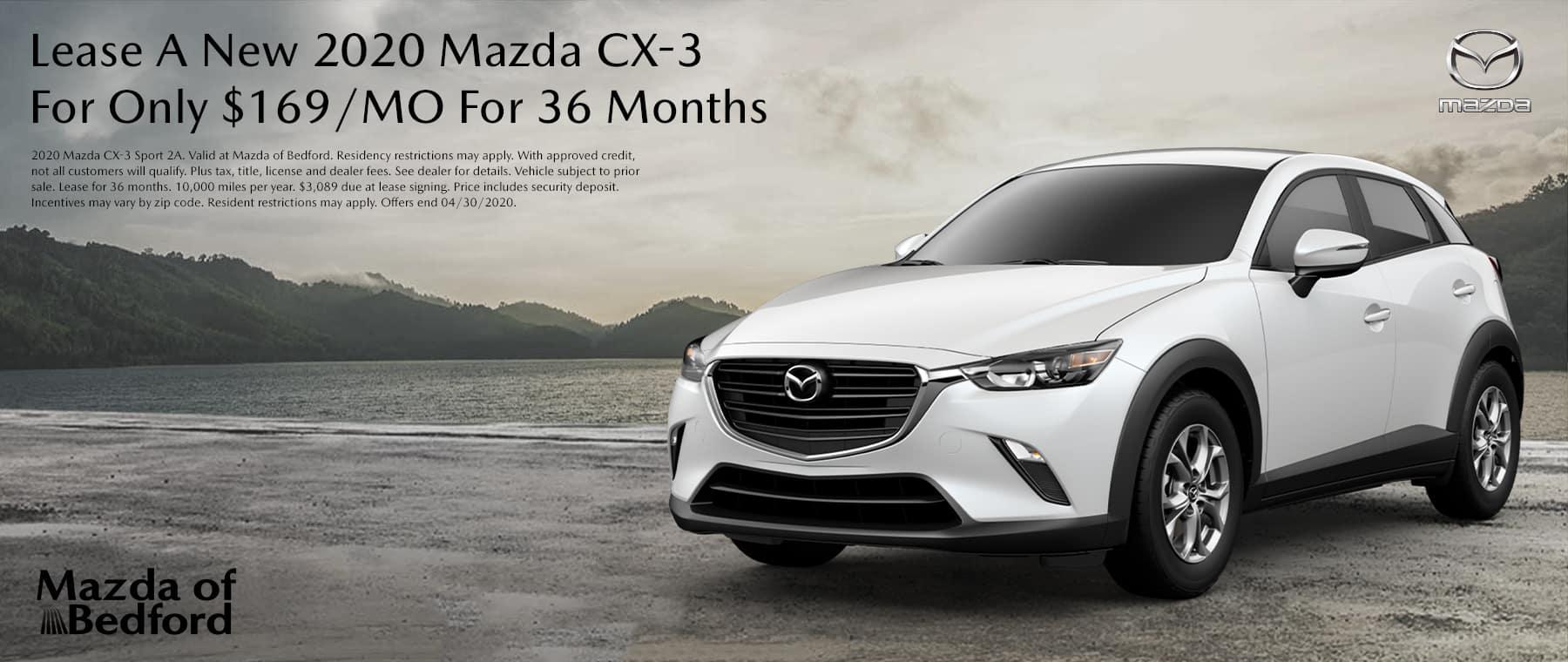2020 Mazda CX-3 - Mazda of Bedford - Bedford, OH