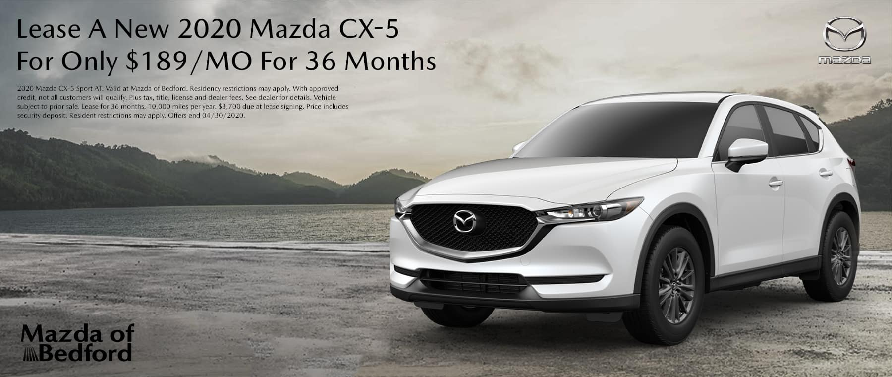 2020 Mazda CX-5 - Mazda of Bedford - Bedford, OH