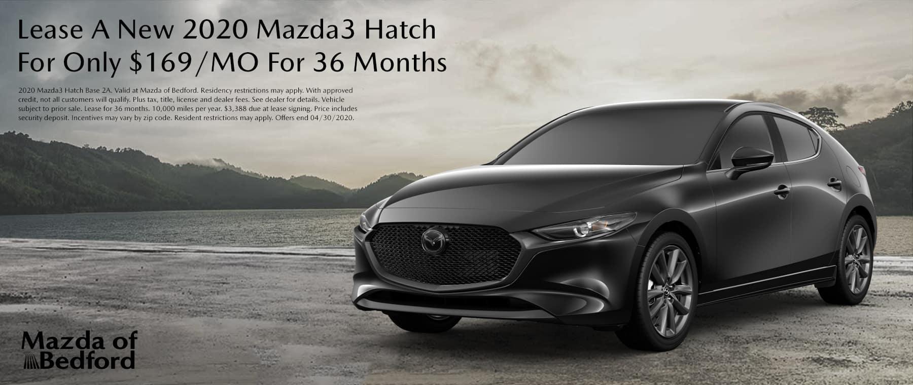 2020 Mazda3 Hatchback - Mazda of Bedford - Bedford, OH