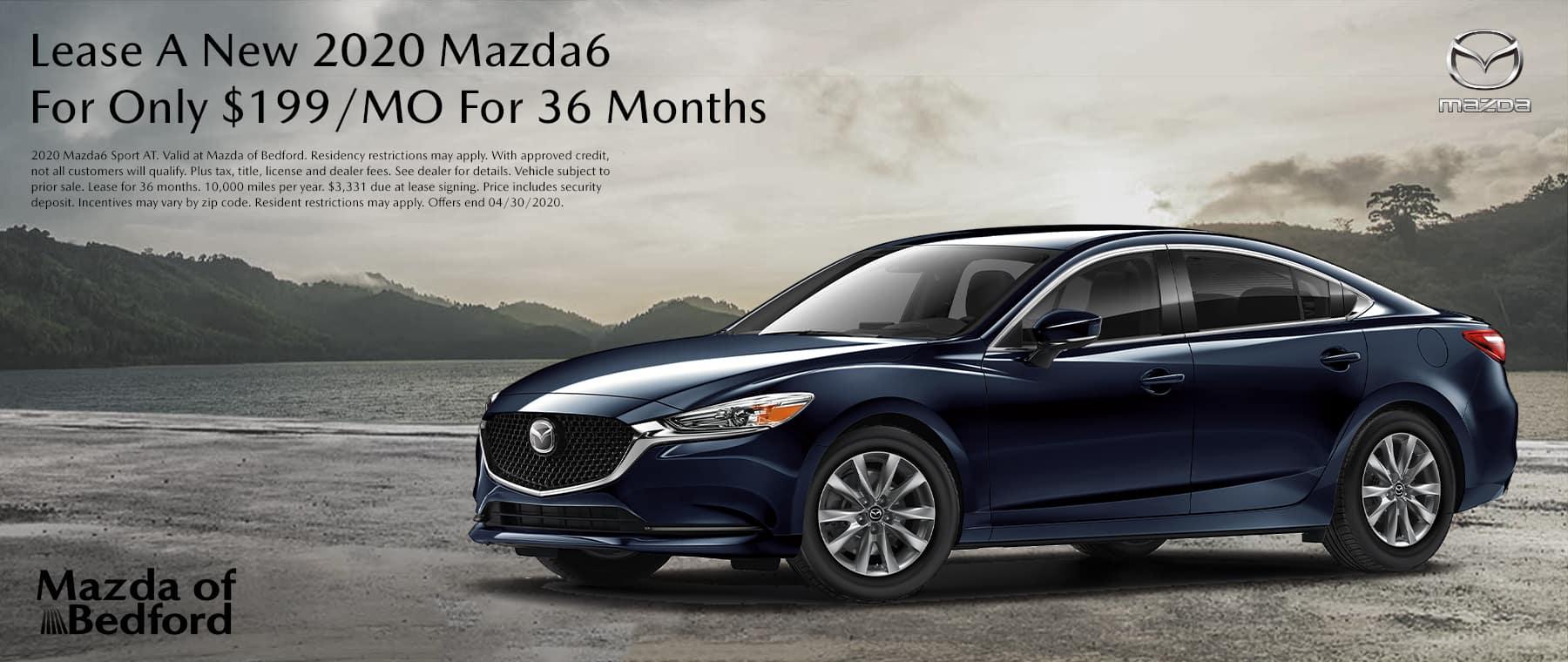 2020 Mazda6 - Mazda of Bedford - Bedford, OH