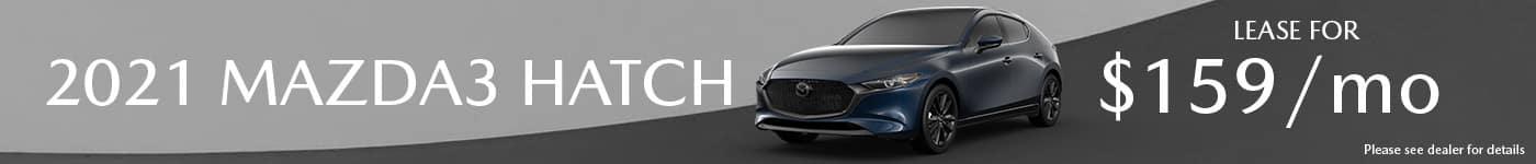 2021 Mazda3 Hatch