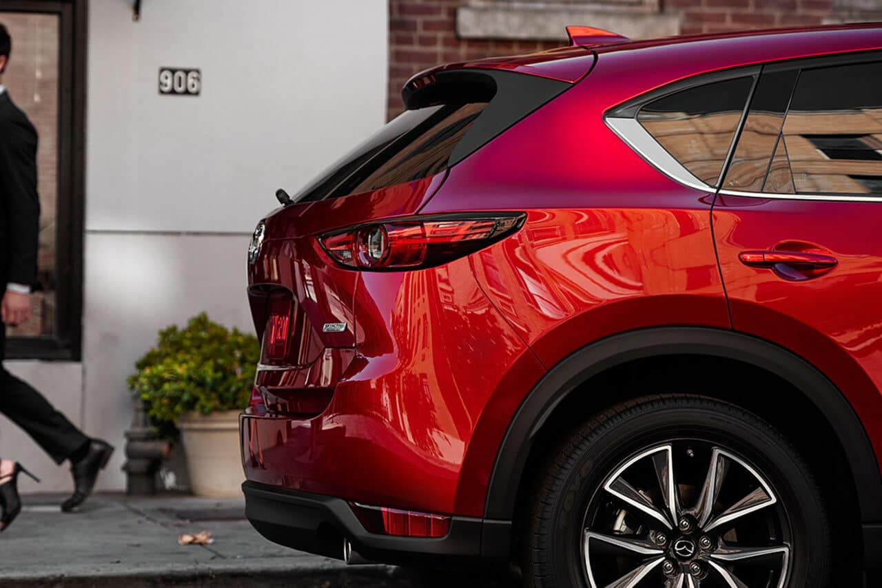 2017 Mazda CX 5 Rear