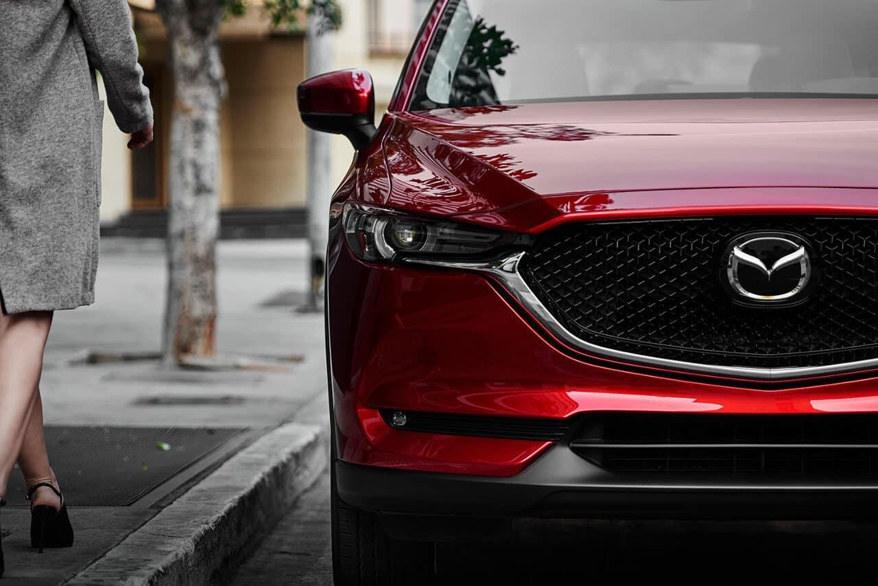 2017 Mazda CX 5 front fascia