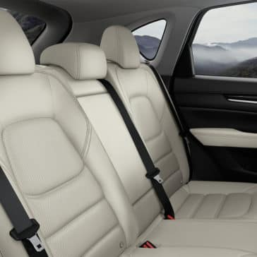 2017 Mazda CX 5 leather passenger seats