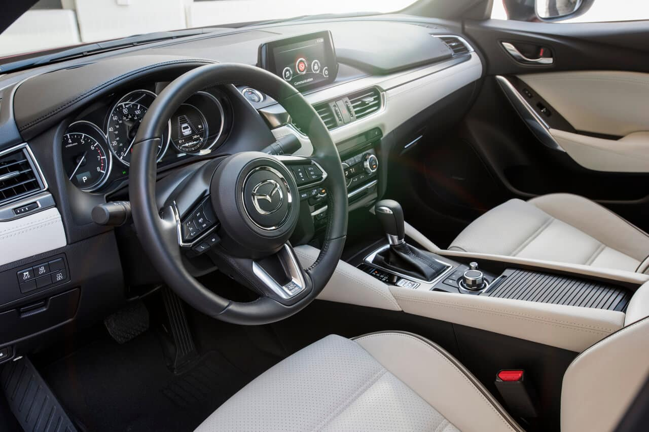 2017 Mazda6 Interior Cabin
