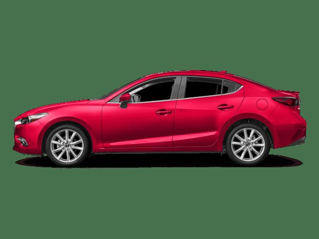 2017 Mazda3 4dr