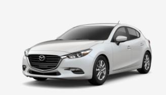 2018 Mazda3 HB Sport