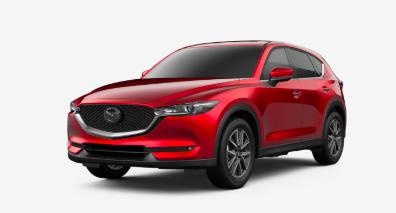 2018 Mazda CX-5GRANDTOURINGAutomatic