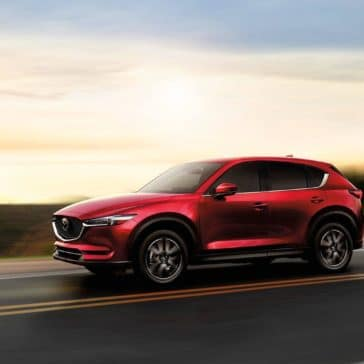 2018 mazda cx 5 crossover driving