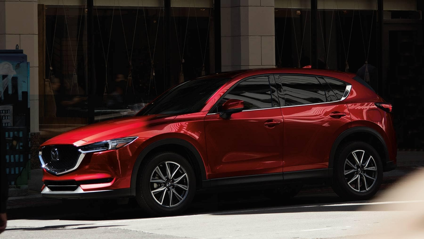 2018 Mazda CX-5 fuel efficient SUV