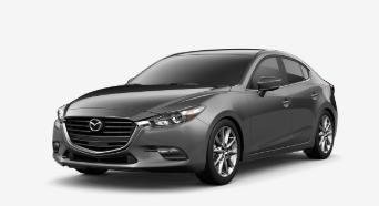 2018 Mazda 3 SDN TOURING Automatic