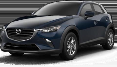 2018 Mazda CX-3 Exterior