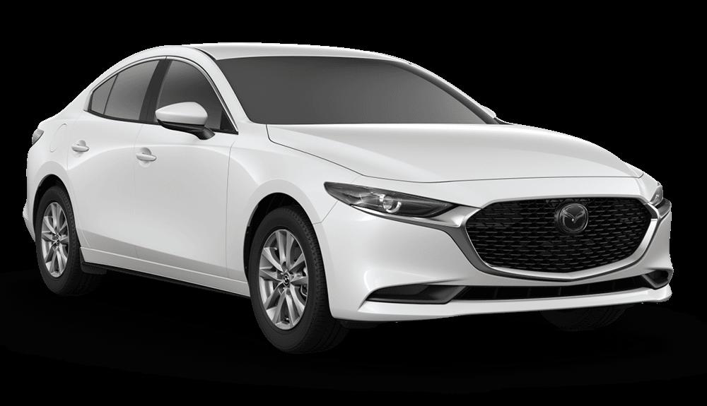 Lease a 2020 MAZDA3 Sedan