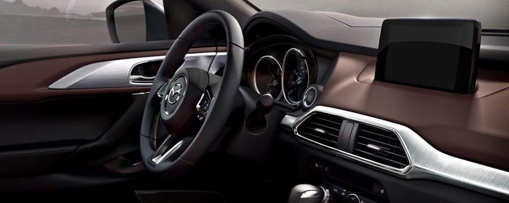 2018 Mazda CX-9 dashboard
