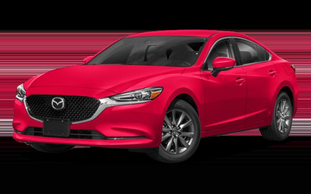 2018 Mazda Mazda6 Sport Manual_