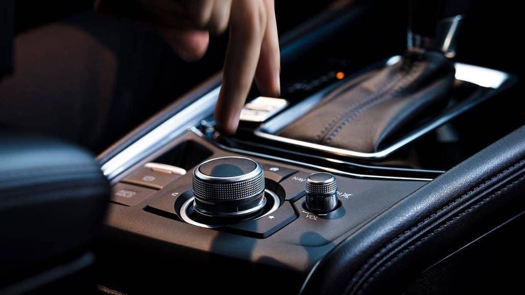 2019 Mazda CX-5 controls