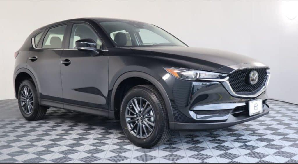 Lease a 2020 Mazda CX-5 Sport