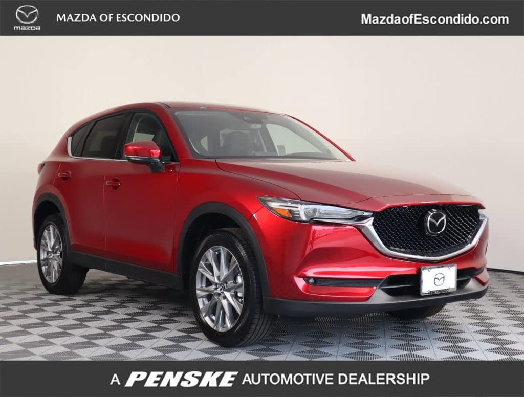 Lease a 2020 Mazda CX-5 Grand Touring